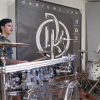 Students at DK Drums (Ash)