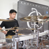 Students @ DK Drums (Henry)