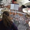 Students @ DK Drums (Zoe)