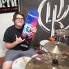 Student @ DK Drums (Matty)